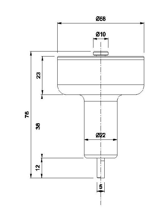 Torquimetro Somfytec CM10 20