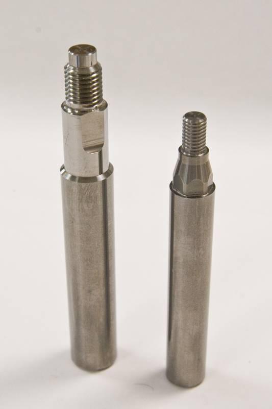 Herramientas de rectificacion cilindrica de utillaje en acero