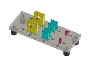 utiles de control de fabricación especial