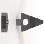 Plaquette crimpage, sertissage, outil déformation