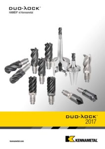Fraise modulaire Duo Lock Kennametal