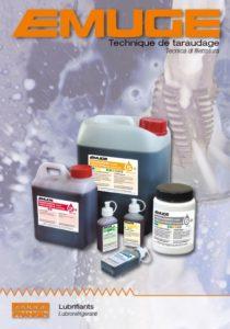 Catalogue lubrifiant Emuge