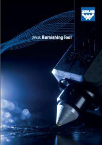 Catalogue d'outils de galetage Zeus